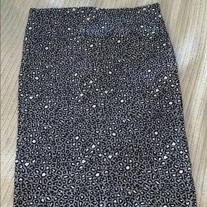 Large LuLaRoe Cassie Skirt
